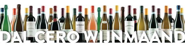 Dalcero wijnmaand