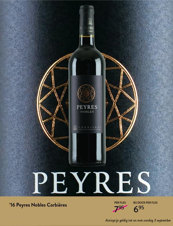 Nieuw in ons assortiment - Peyres nobles